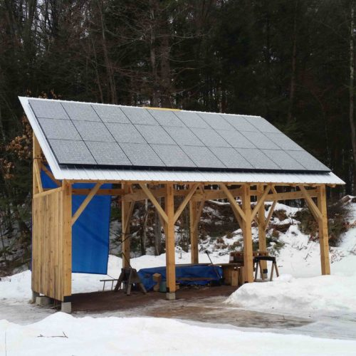 Custom Structure with PV System- 8.83 kW
