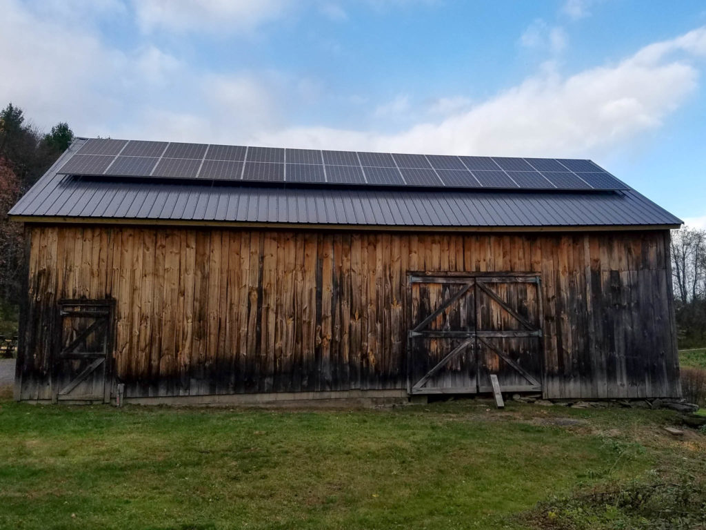 Atlas Farm Store Deerfield Solar