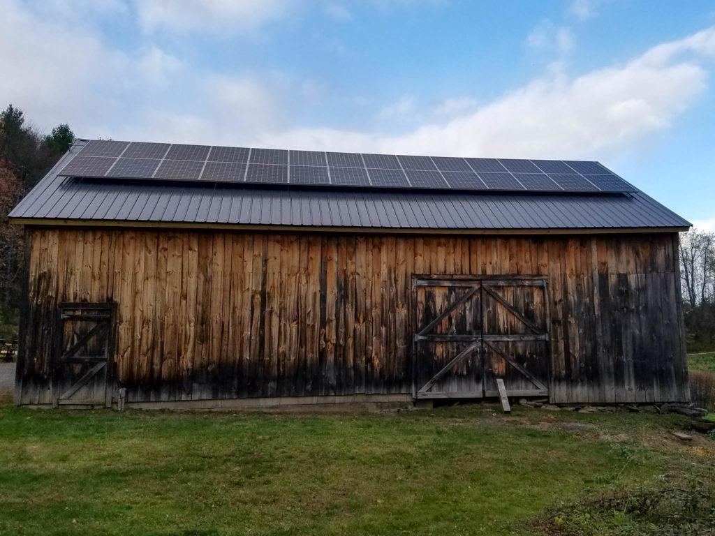 Atlas Farm Store Deerfield Solar