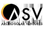 Amicus Solar Cooperative Member Arctic Solar Ventures Logo