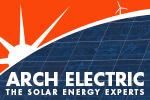 Amicus Solar Cooperative Member Arch Electric Logo