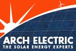 Amicus Solar Cooperative Member Arch Electric Logo