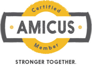 Certified Amicus Solar Cooperative Member