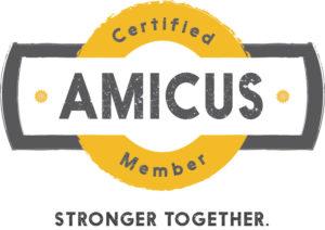 Certified Amicus Solar Cooperative Member