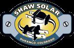 Amicus Solar Cooperative Member Shaw Solar Logo