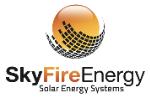 Amicus Solar Cooperative Member Sky Fire Energy Logo