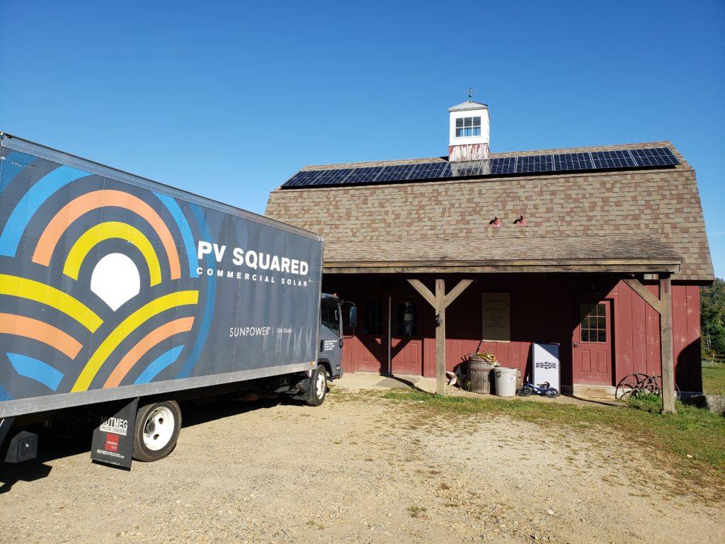 River Rock Farm Solar in Brimfield, Massachusetts